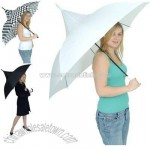 WHITE WITCH PROMOTIONAL FASHION UMBRELLAS