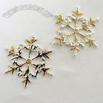 WHOLESALE SNOWFLAKE EARRINGS