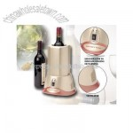 WINE BOTTLY COOLER & WARMER WITH LED DISPLAY