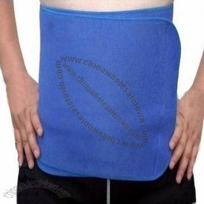 Waist Support, Made of High-grade Neoprene and Stretch Nylon