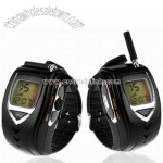 Walkie Talkie Watch Set - Backlit LCD