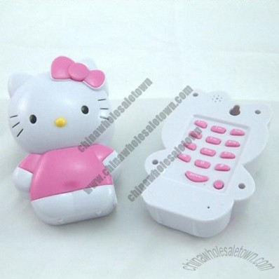 Wall Hello Kitty Telephone