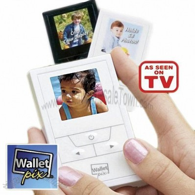 Wallet Pix Digital Photo Album