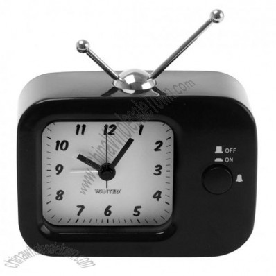 Wanted Retro TV Alarm Clock