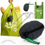War On Plastic Reusable Shopping Bag