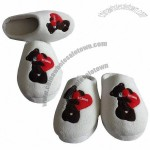 Warm Soft Winter Indoor Women's Slippers