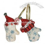 Warm Winter Wishes Shower Hooks