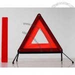 Warning Traffic Triangle Signs for Motorcycle / Car