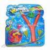 Water Bomb Toy Weapon with V-shape of Slingshot