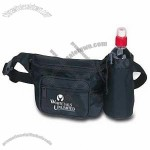 Water Bottle Fanny Pack - Three Pocket Fanny Pack