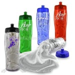 Water Bottle/Towel Set