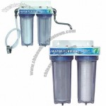 Water Filter System, Made of ABS