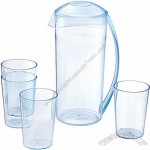 Water Jug and Cup Set