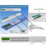 Water Power Calculator Ruler