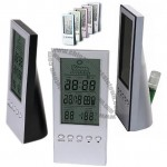 Water Power Weather Station Alarm Clock