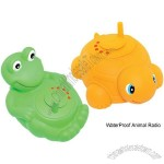 Water Proof Animal Tortoise Radio