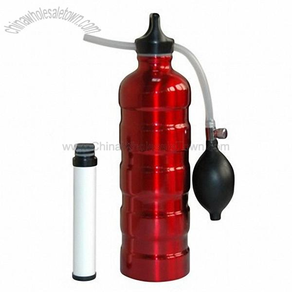 Camping and Hiking Water Purifiers and Filters, Coolers and Ice