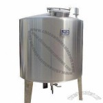 Water Storage Tank, Made of Stainless Steel