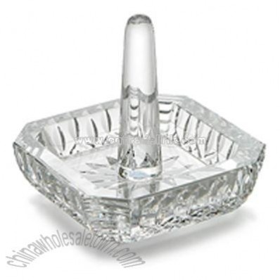Waterford Crystal Lismore Square Ring Holder