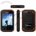 Waterproof, Dustproof, Drop-Proof Cell Phone with Dual SIM Card Dual Standby and Bluetooth