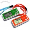 Waterproof 3D Sensor Pedometer with Lanyard