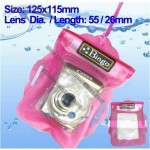 Waterproof Bag for Digital Camera 125 x 115 mm