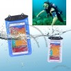 Waterproof Cell Phone Armband Pouch Case for 5.5 inch Mobile Phone