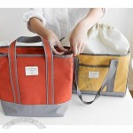 Waterproof Insulated Cooler tote bag lunchbox