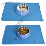 Waterproof Silicone Pet Cat Dog Feeder Mat