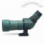 Waterproof Spotting Scope with Angled Eyepiece