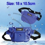 Waterproof Waist Bag for Digital Camera, iPhone, Wallet and Other Similar