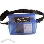 Waterproof Waist Pack - blue