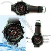 Waterproof Watch Camcorder with MP3