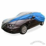 Waterproof and UV Cut Nonwoven Car Cover Two Color Mix