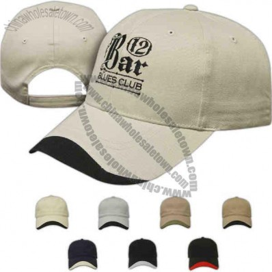 Wave Visor Insert Structured Cap