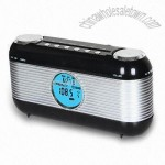 Weather Radio With Alert Function