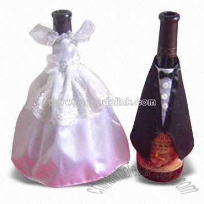 Wedding Bottle Cover