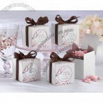 Wedding Calyx Canthus Favor Boxes
