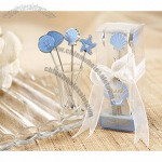Wedding Collection Seaside Shaped Stirrers Set