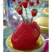 Wedding Gift Fruit Create Strawberry Fruit Fork