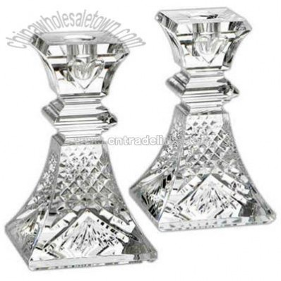 Wedding Heirloom - Pair of crystal 6