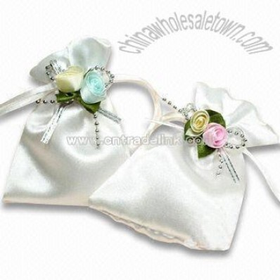 Wedding Satin Bags