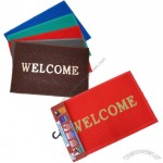 Welcome Door PVC Mats