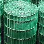 Welded Wire Mesh, Widely Used For Poultry Houses
