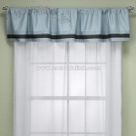 West End Window Valance by Nautica