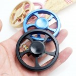 Wheel Hand Fidget Spinner