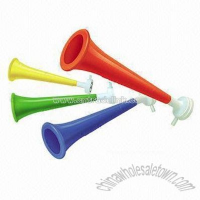 Whistle Horn with Trumpet Design