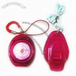Whistle Key Finder with Flash LED Light