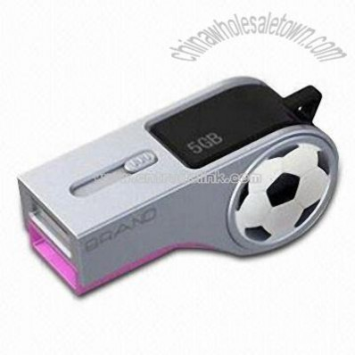 Whistle USB Memory Key
