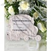 White Cinderella Wedding Theme Frames